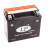 Landport YTX12-BS DIN51012 12V/10AH AGM Batterie 150x87x130mm